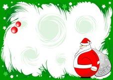рождество 2008 предпосылки Стоковые Изображения