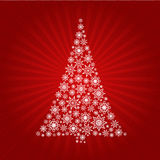 рождество 5 предпосылок Стоковая Фотография