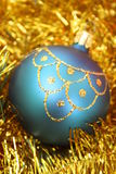 рождество bauble Стоковые Изображения RF