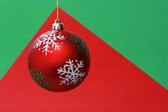 рождество bauble Стоковое Изображение RF