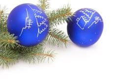 рождество bauble Стоковые Фото
