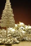рождество baubles стоковые изображения rf