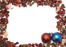 рождество baubles стоковая фотография