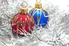 рождество baubles Стоковое Фото