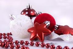 рождество baubles Стоковые Фотографии RF