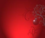 рождество bordo предпосылки Стоковое Изображение RF
