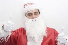 рождество claus santa традиционный Стоковые Изображения