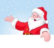 рождество claus santa иллюстрация вектора
