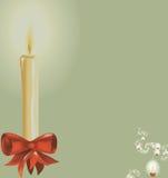 рождество III предпосылки Стоковые Изображения RF