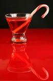 рождество martini Стоковое Изображение
