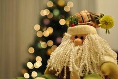 Рождество Santa Claus Стоковые Изображения RF