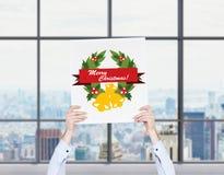 Рождественская вечеринка Стоковая Фотография