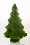 Рождественская елка или зеленая рождественская елка на предпосылке Стоковое фото RF