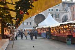 Рождественская ярмарка стоковая фотография