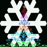 Рождественские елки цвета Стоковая Фотография