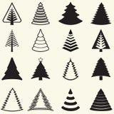Рождественские елки Стоковое Фото