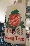 Рождество армии спасения Стоковая Фотография