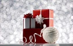 Рождество все еще Стоковые Изображения RF
