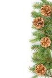 рождество граници Стоковые Изображения RF