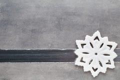 Рождество играет главные роли шляпа santa Картина рождества Предпосылка на Стоковая Фотография RF