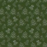 Рождество и счастливая предпосылка концепции символа украшения Нового Года иллюстрация штока