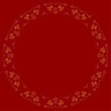 Рождество и счастливая предпосылка концепции символа украшения Нового Года бесплатная иллюстрация