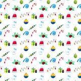 Рождество и украшение и настроение Нового Года Стоковая Фотография