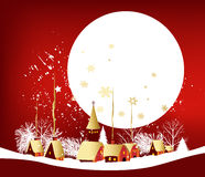 рождество карточки Стоковые Изображения