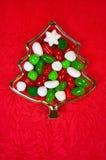 рождество конфеты Стоковое Изображение