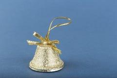 рождество колокола золотистое Стоковое фото RF