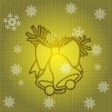 Рождество колоколы вектора Стоковая Фотография RF