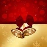 Рождество колоколы Стоковые Фотографии RF