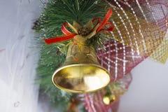 Рождество колокол Стоковое Изображение