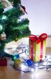 рождество настоящих моментов украшает Стоковые Фото