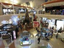 Рождество на торговом центре в Cuernavaca Стоковое Фото