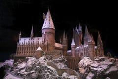 Рождество на Hogwarts Стоковое фото RF