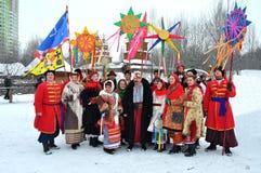 Рождество праздника стоковое изображение