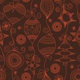 рождество предпосылки милое Стоковое Изображение RF