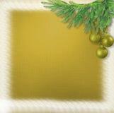 рождество предпосылки Стоковые Изображения RF