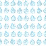 рождество предпосылки веселое стержень иллюстрации воздушных судн просто Стоковая Фотография RF