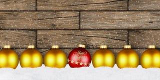 рождество предпосылки веселое Стоковая Фотография