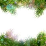 рождество предпосылки ретро 10 eps Стоковая Фотография