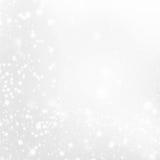рождество предпосылки шикарное Золотой яркий блеск De конспекта праздника Стоковое фото RF