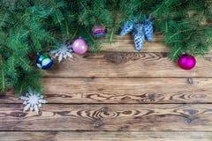 рождество 01 предпосылки Стоковая Фотография