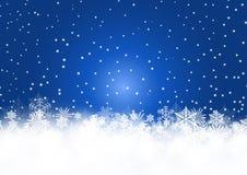 рождество 04 предпосылок Стоковая Фотография