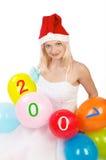 рождество приходит Стоковые Фотографии RF