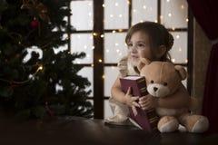 Рождество ребенка Стоковое Изображение RF