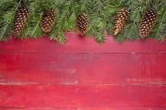 Рождество рождества предпосылк-веселое Стоковые Фотографии RF
