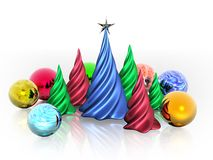 рождество символическое Стоковые Фотографии RF