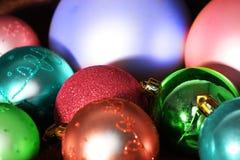 рождество цветастое Стоковые Изображения RF